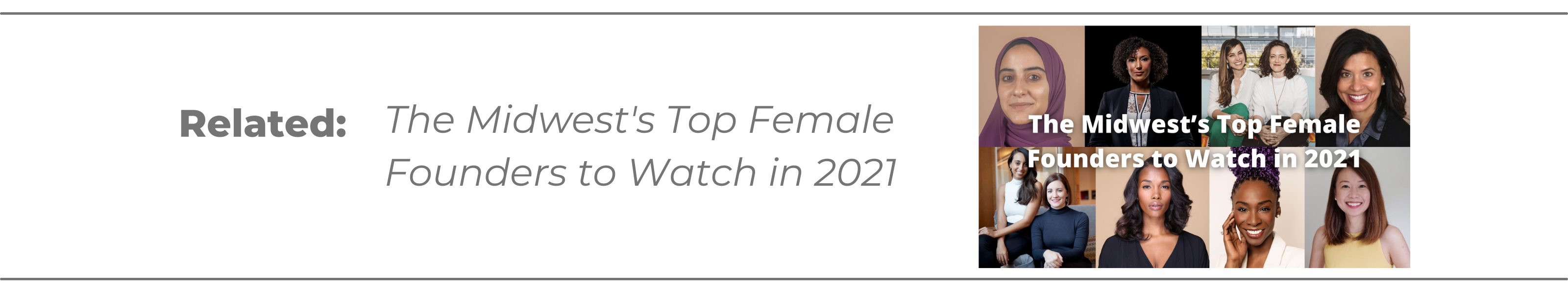 female founders to watch