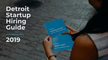 Detroit Startup Hiring Guide