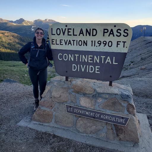 Hannah Loveland Pass