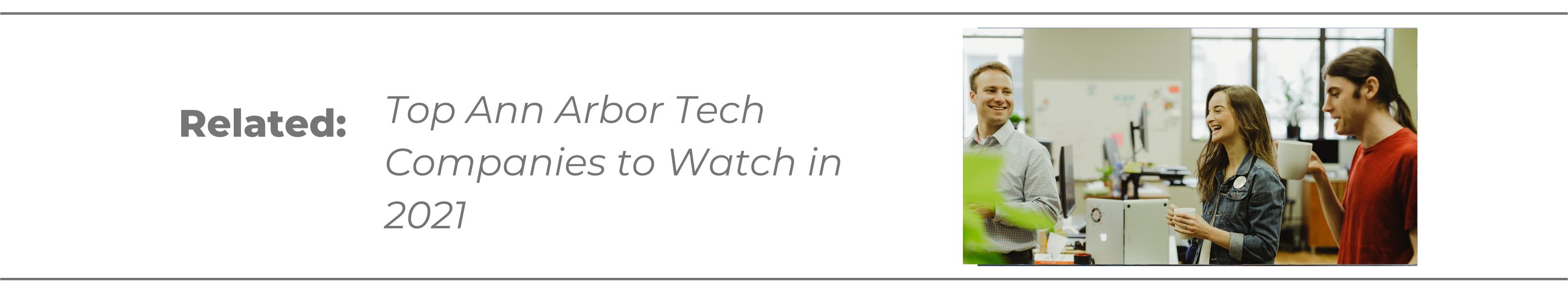 Related blogs - top ann arbor companies