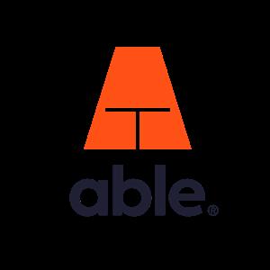 able logo