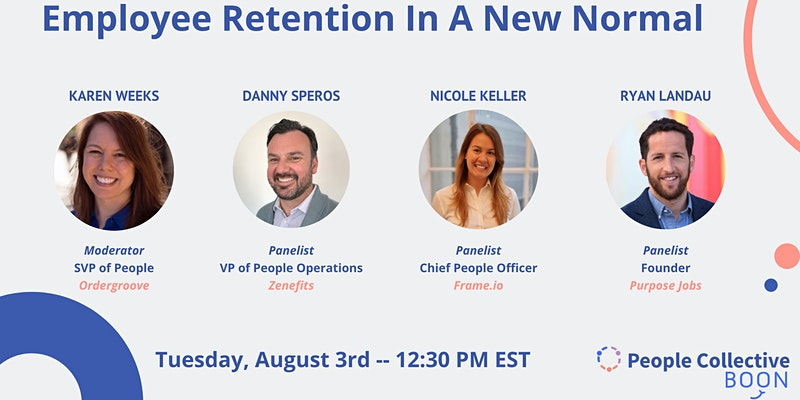 employee retention event image