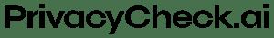 privacy check ai logo
