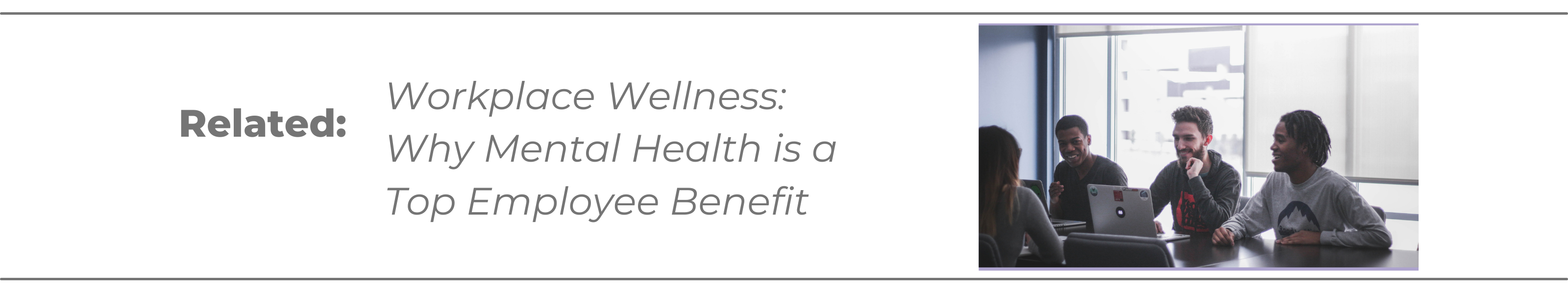 related blog - workplace wellness benefits