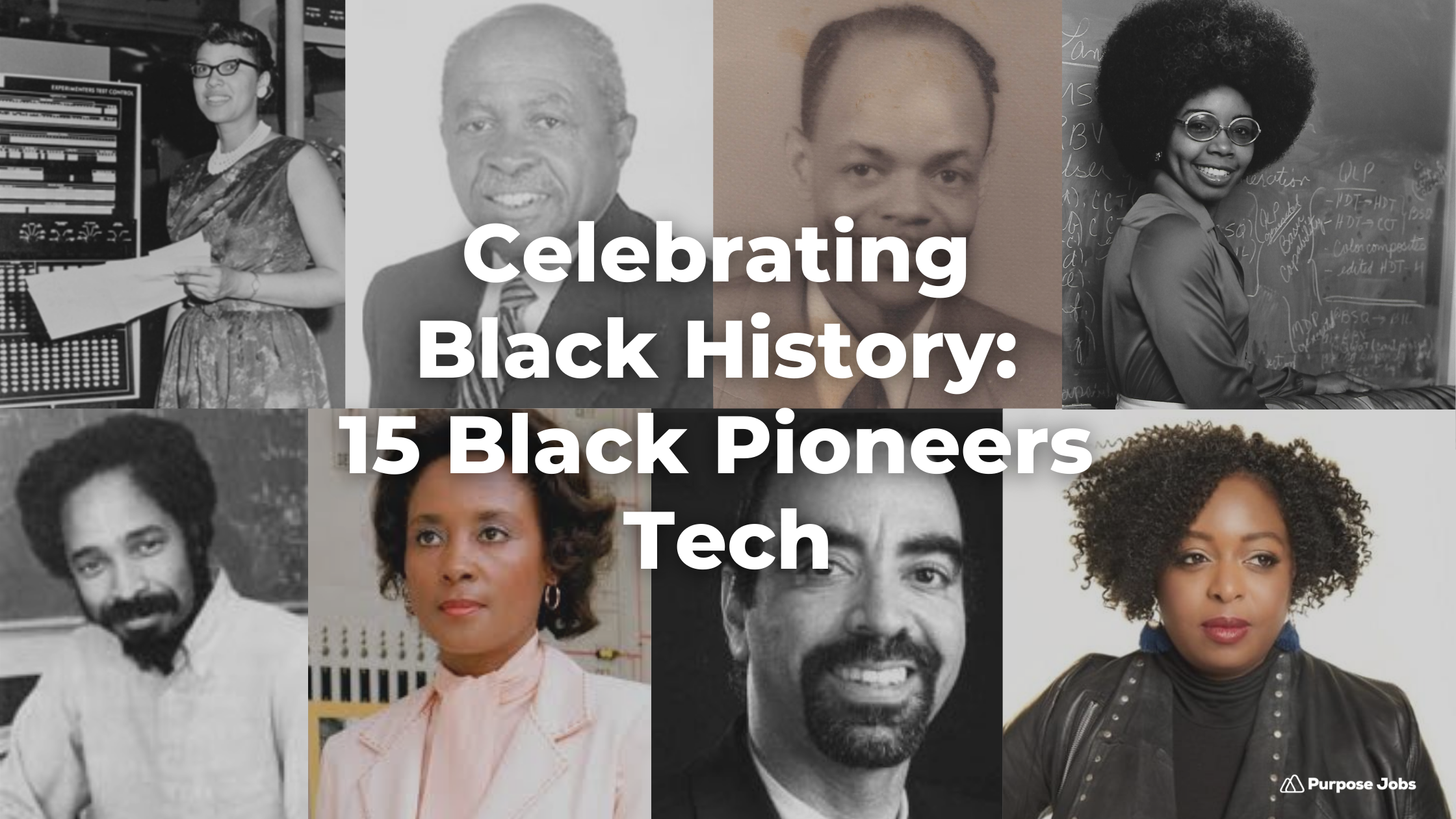 Celebrating Black History: 15 Black Leaders in Tech