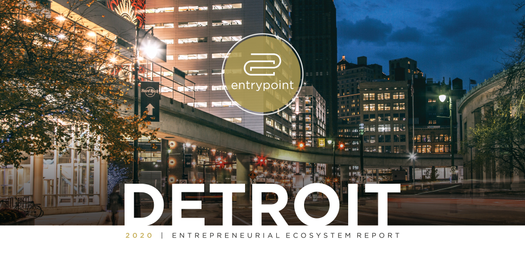 Entrepreneurial Report Shows Positive Outlook for Detroit Startups