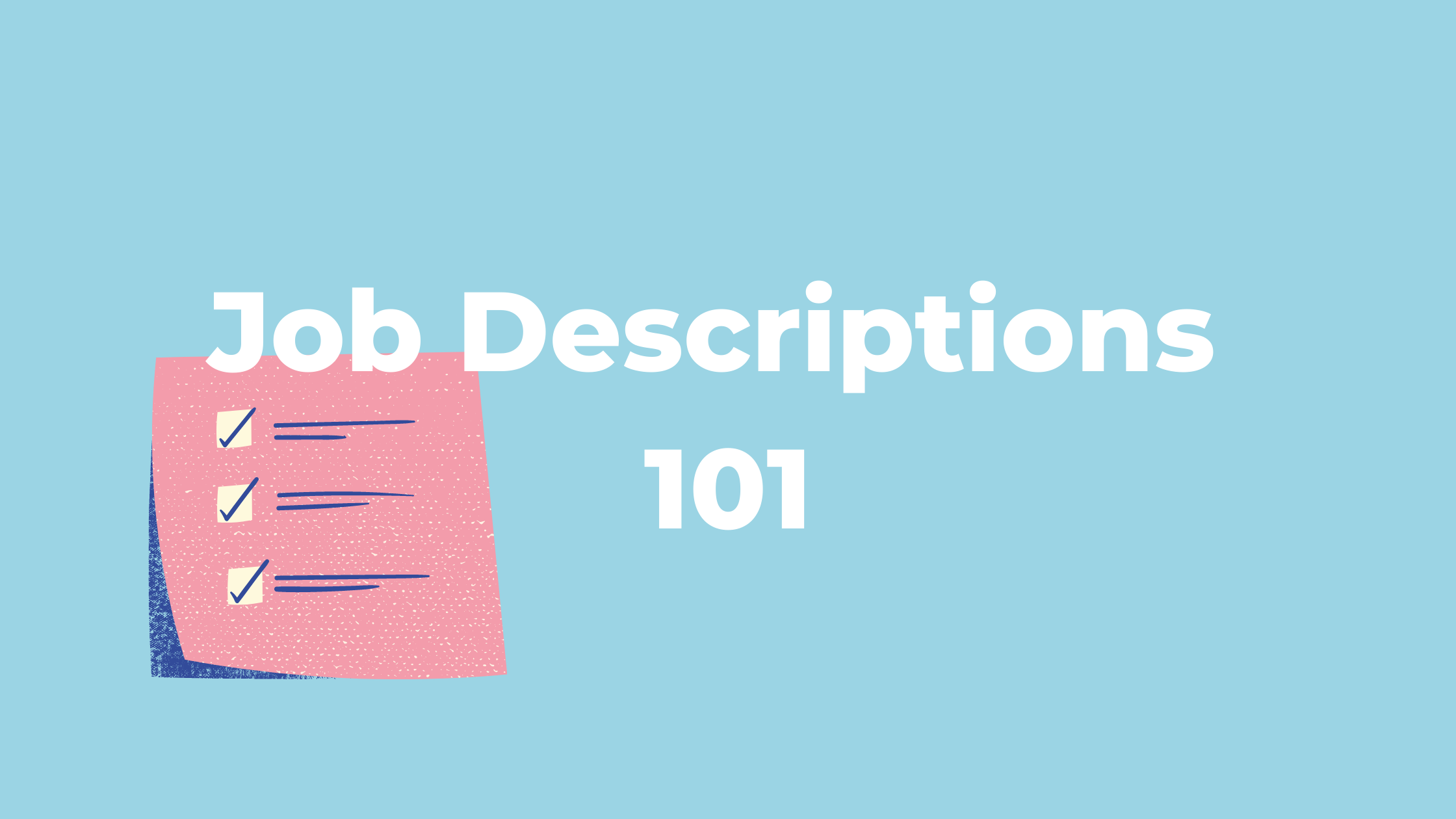 How to Write a Job Description that Brings in the Right Candidates