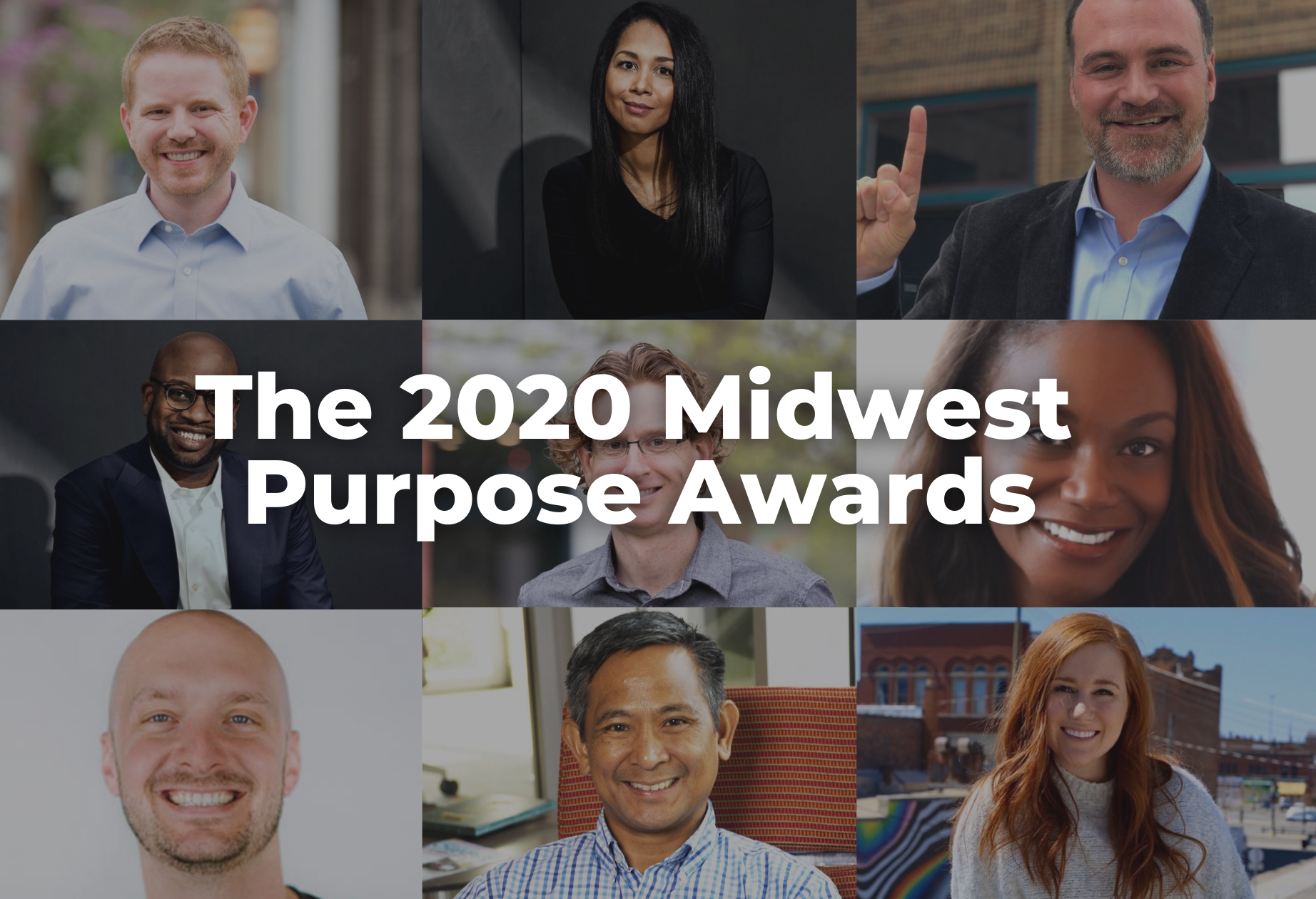 Meet The Winners of the 2020 Purpose Awards