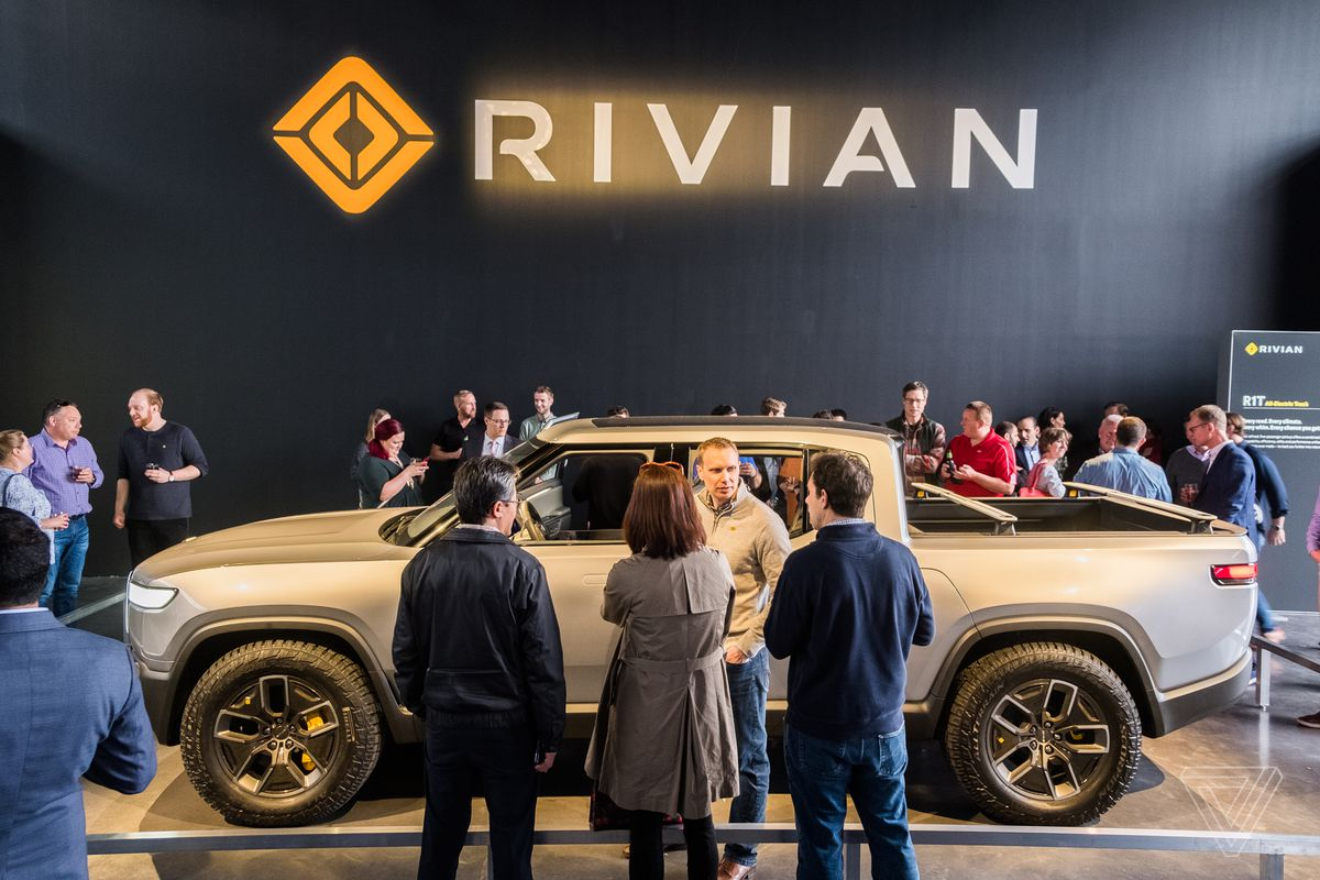 Michigan Startup, Rivian, Secures $350M Investment