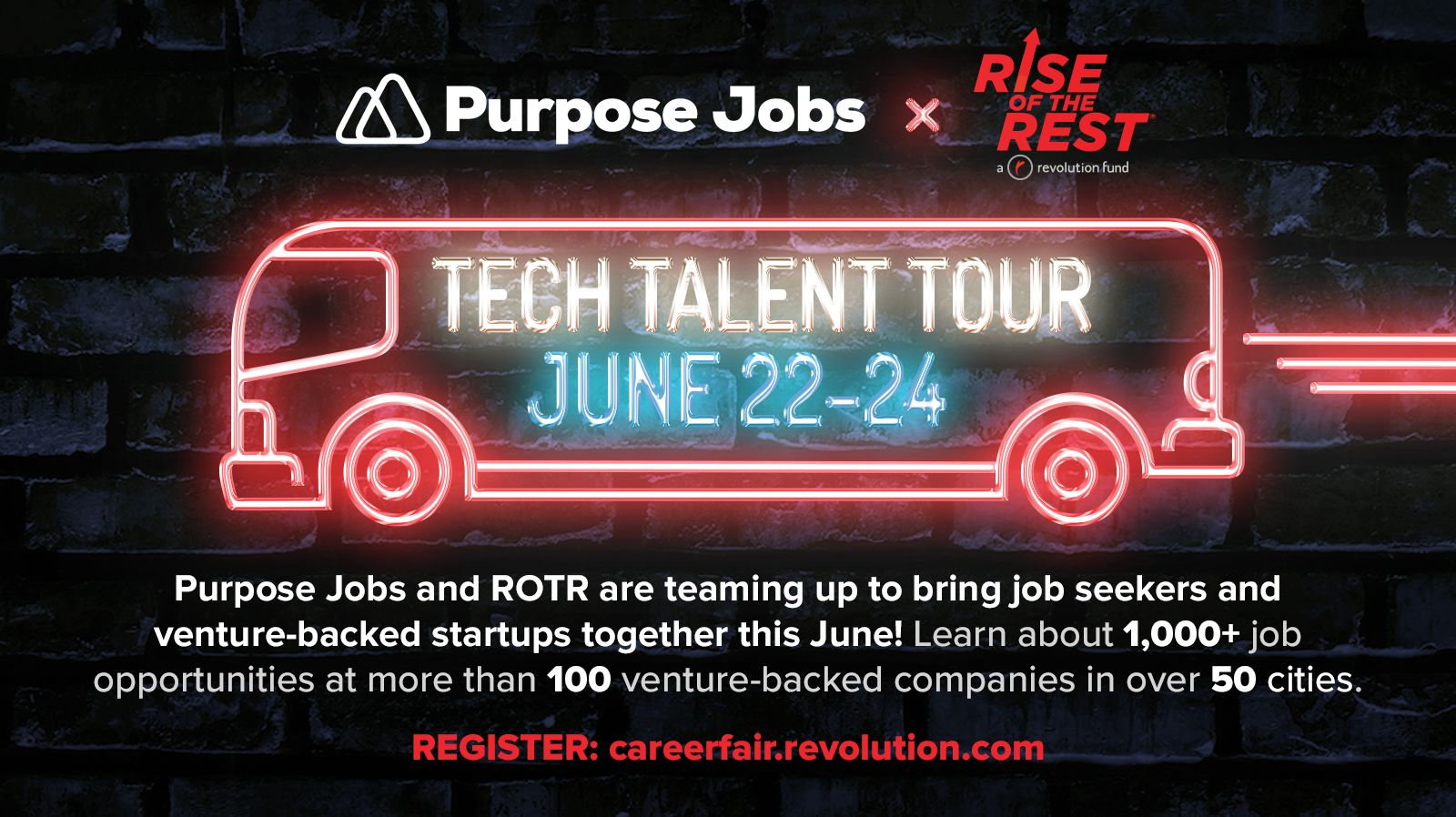 Rise of the Rest celebrates growth in emerging tech hubs as people rethink where they live & work