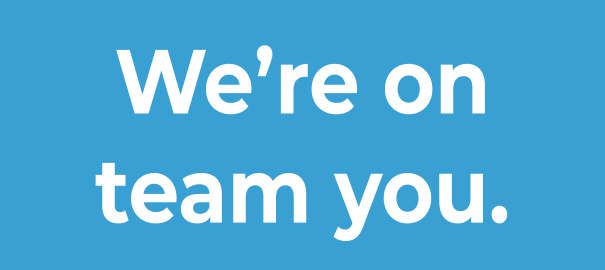 Our Response to COVID-19: We're on Team You
