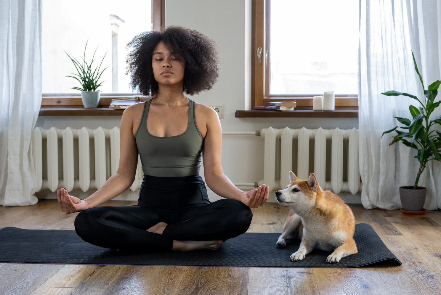 For leaders, meditation is more useful than business school