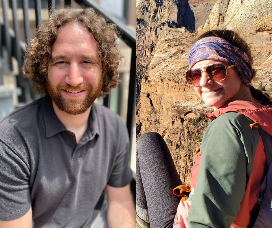 The Purpose Team is growing... Meet Hannah & Jonathan!